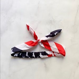 American Flag Headband for Adults